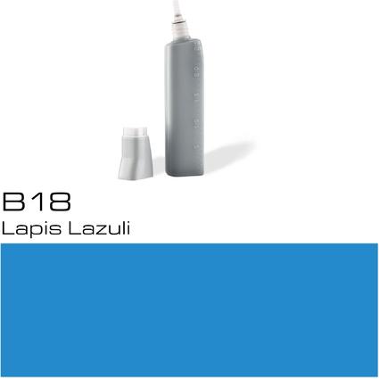 COPIC Nachfülltank für COPIC Marker, lapis lazuli B-18