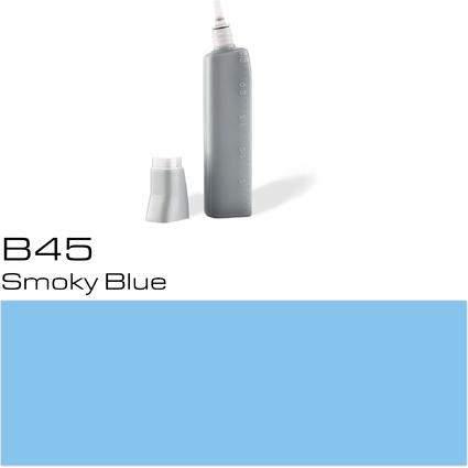COPIC Nachfülltank für COPIC Marker, smoky blue B-45