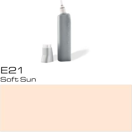 COPIC Nachfülltank für COPIC Marker, Baby Skin Pink, E-21