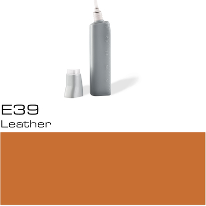 COPIC Nachfülltank für COPIC Marker, leather E-39