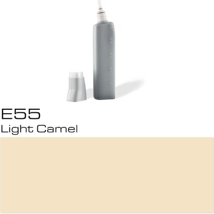 COPIC Nachfülltank für COPIC Marker, light camel E-55