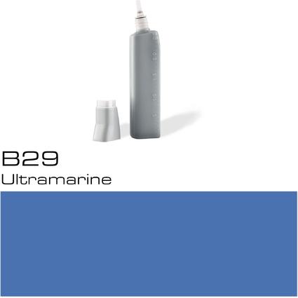 COPIC Nachfülltank für COPIC Marker, prussian blue B-39