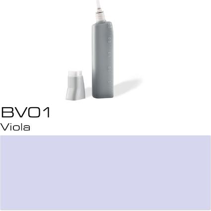 COPIC Nachfülltank für COPIC Marker, viola BV-01