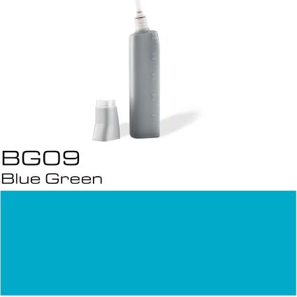 COPIC Nachfülltank für COPIC Marker, blue green BG-09