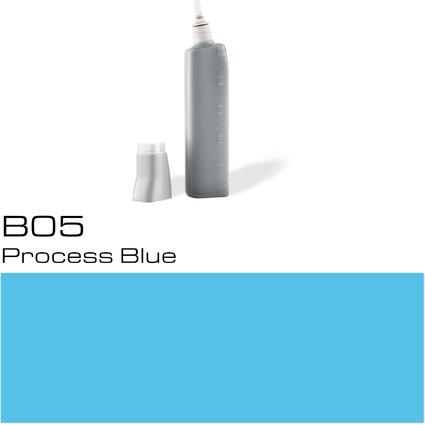 COPIC Nachfülltank für COPIC Marker, process blue B-05