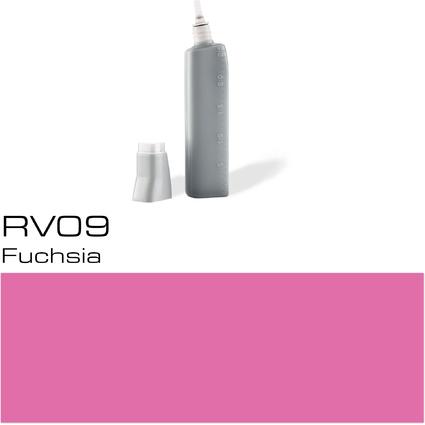 COPIC Nachfülltank für COPIC Marker, fuchsia RV-09