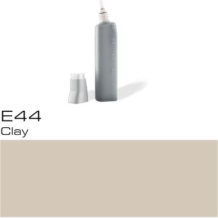 COPIC Nachfülltank für COPIC Marker, clay E-44