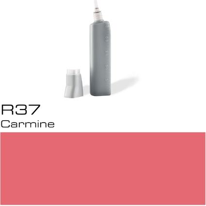 COPIC Nachfülltank für COPIC Marker, carmine R-37