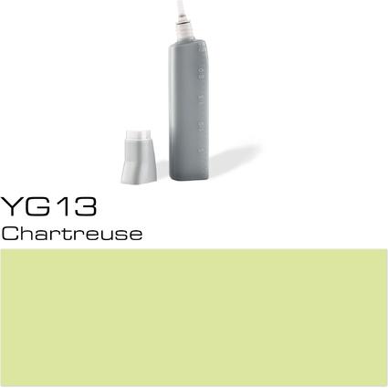 COPIC Nachfülltank für COPIC Marker, chartreuse YG-13