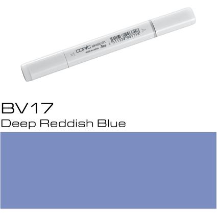 COPIC Profi-Pinselmarker sketch, deep reddish blue