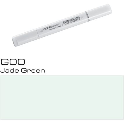 COPIC Profi-Pinselmarker sketch, jade green