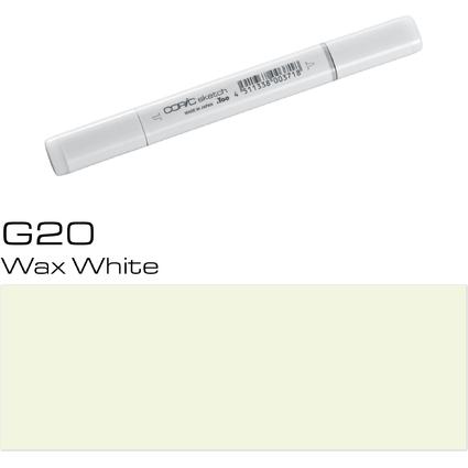 COPIC Profi-Pinselmarker sketch, wax white