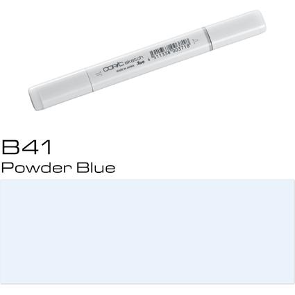 COPIC Profi-Pinselmarker sketch, powder blue