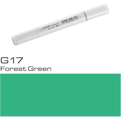 COPIC Profi-Pinselmarker sketch, forest green