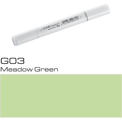 COPIC Profi-Pinselmarker sketch, meadow green