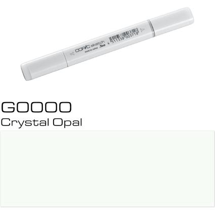 COPIC Profi-Pinselmarker sketch, cristal opal