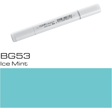 COPIC Profi-Pinselmarker sketch, ice mint
