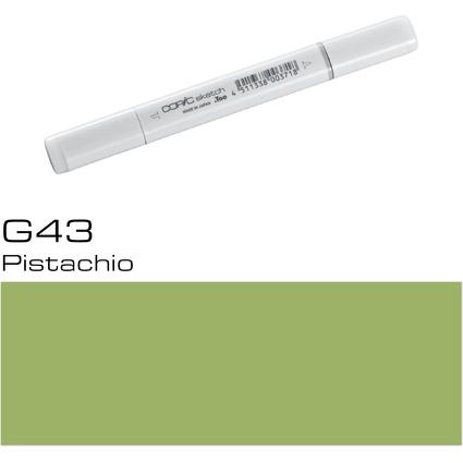 COPIC Profi-Pinselmarker sketch, pistachio