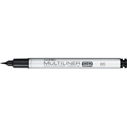 COPIC MULTILINER SP Brush, schwarz