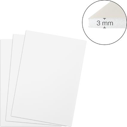 transotype Foam Board, 700 x 1.000 mm, weiß, 3 mm