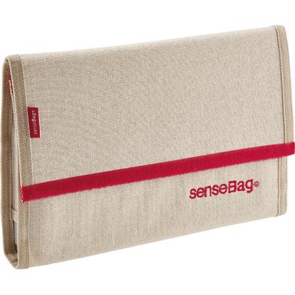 """transotype 24er Wallet """"senseBag"""", natur"""