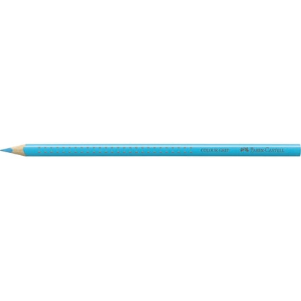 FABER-CASTELL Dreikant-Buntstift Colour GRIP, indanthrenblau