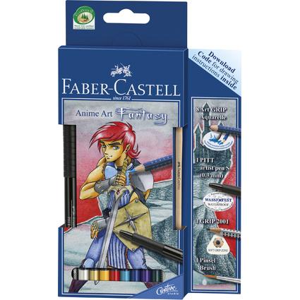 """FABER-CASTELL Anime Art Set """"Fantasy"""""""