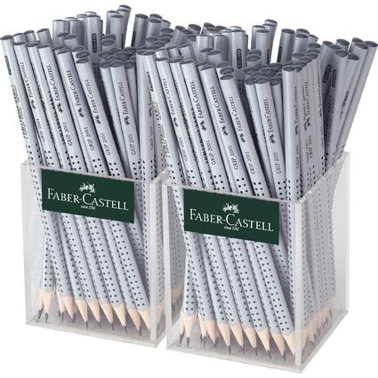 FABER-CASTELL Bleistift GRIP 2001, im Köcher