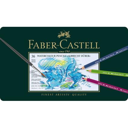 FABER-CASTELL Aquarellstifte ALBRECHT DÜRER, 36er Metalletui