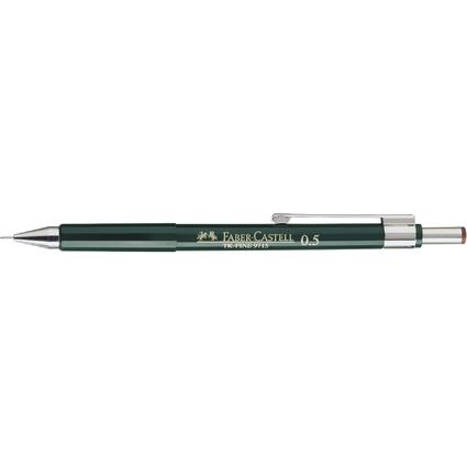 FABER-CASTELL Druckbleistift TK-Fine 9715, grün