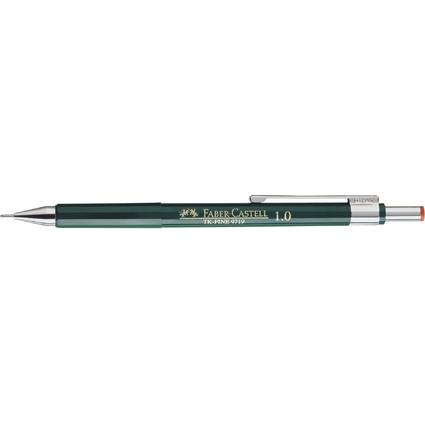 FABER-CASTELL Druckbleistift TK-Fine 9719, grün
