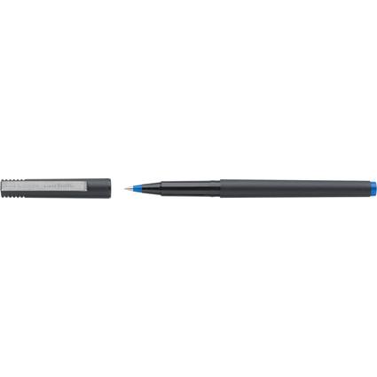 uni-ball Tintenroller micro (UB-120), Strichfarbe: blau