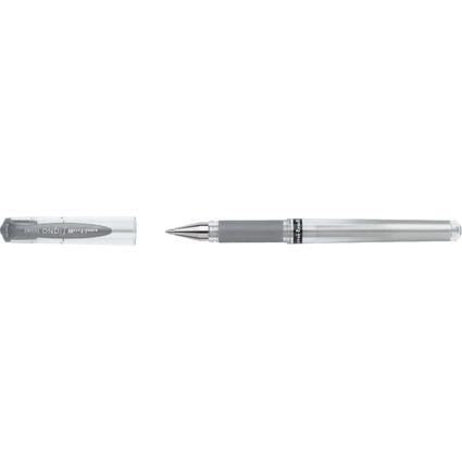 uni-ball Gel-Tintenroller SIGNO broad (UM-153), silber