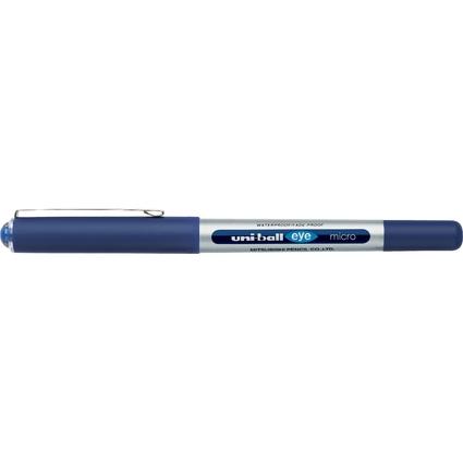 uni-ball Tintenroller eye micro, Strichfarbe: blau