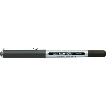 uni-ball Tintenroller eye micro, Farbe: schwarz