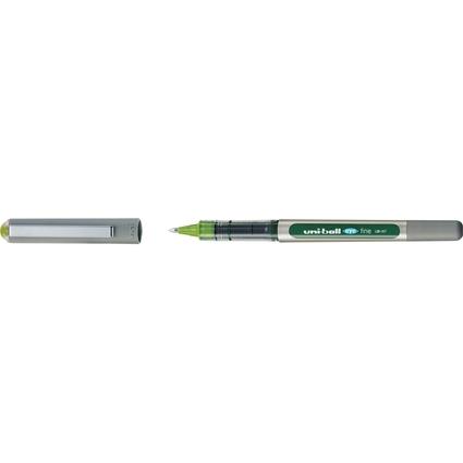 uni-ball Tintenroller eye fine (UB-157), grasgrün