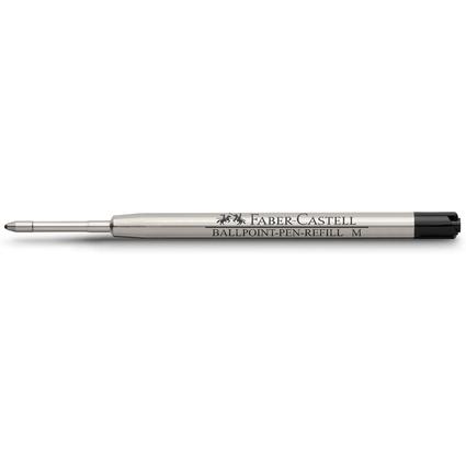 FABER-CASTELL Kugelschreiber-Großraummine M, schwarz