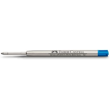 FABER-CASTELL Kugelschreiber-Großraummine M, blau