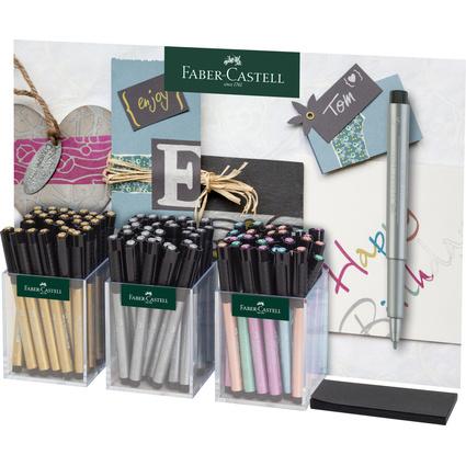 FABER-CASTELL Tuschestift PITT artist pen, im Köcher