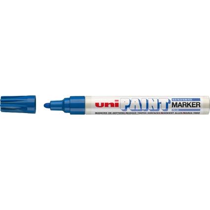 uni-ball Permanent-Marker PAINT (PX-20), dunkelblau