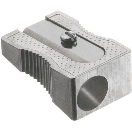 FABER-CASTELL Spitzer aus Metall, silber