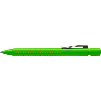 FABER-CASTELL Druckkugelschreiber GRIP 2010, hellgrün