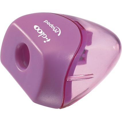 Maped Spitzdose i-gloo, farbig sortiert, für Rechtshänder