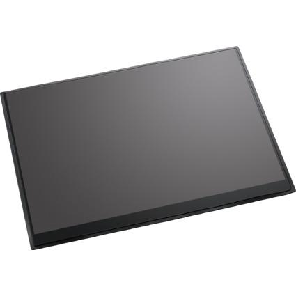 helit Schreibunterlage, 630 x 500 mm, schwarz