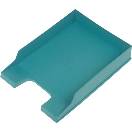 helit Briefablage Standard, DIN A4, Polystyrol, grün