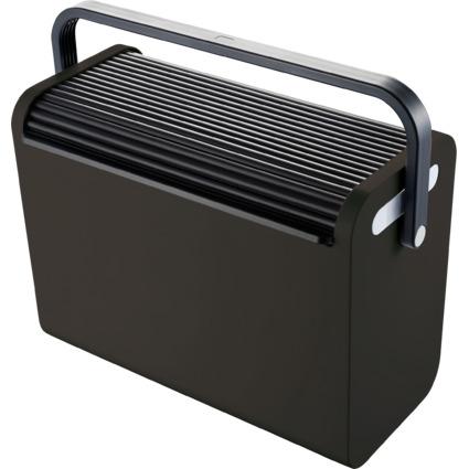 """helit Hängeregistratur-Box """"Mobilbox"""", schwarz"""