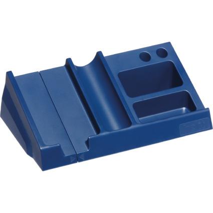 helit Utensilienständer Greenlogic, blau