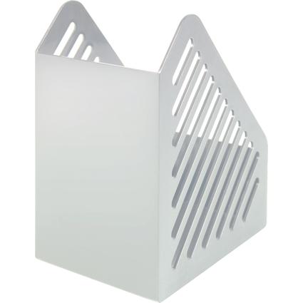 helit Stehsammler Gitterstruktur, DIN A5, Polystyrol