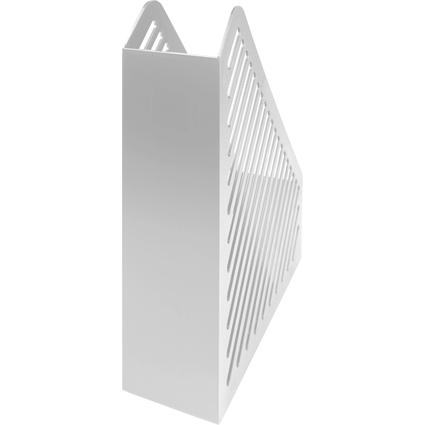 helit Stehsammler Gitterstruktur, DIN A4, Polystyrol