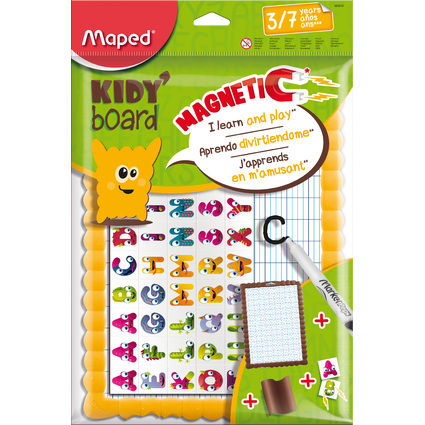 Maped Schreibtafel KIDY board, magnethaftend, weiß